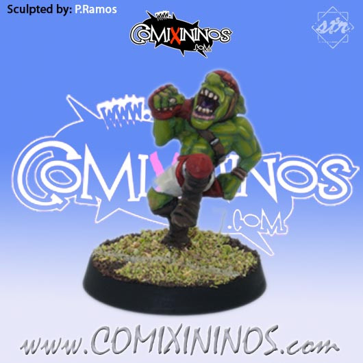 Goblins - Goblin nº 10 - Willy Miniatures