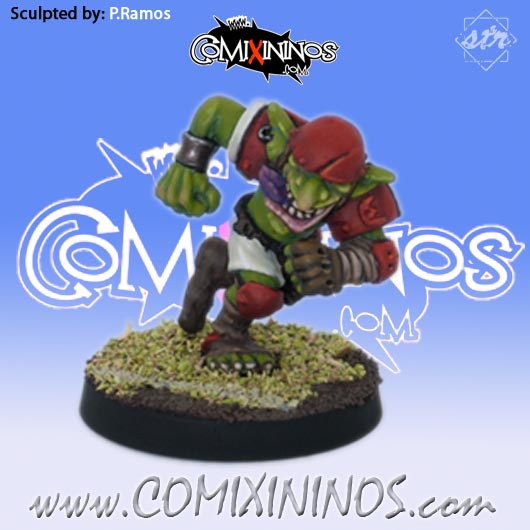 Goblins - Goblin nº 2 - Willy Miniatures