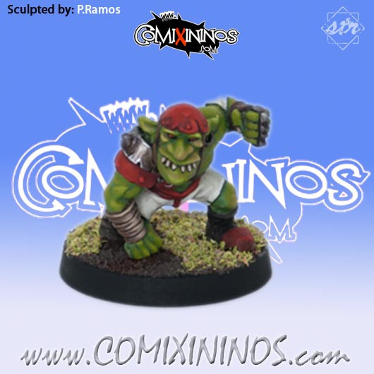 Goblins - Goblin nº 5 - Willy Miniatures