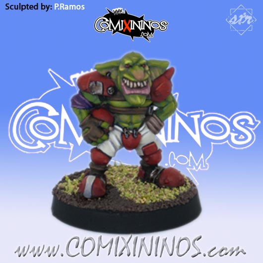 Goblins - Goblin nº 7 - Willy Miniatures