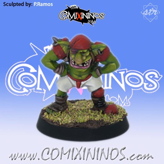 Goblins - Goblin nº 8 - Willy Miniatures