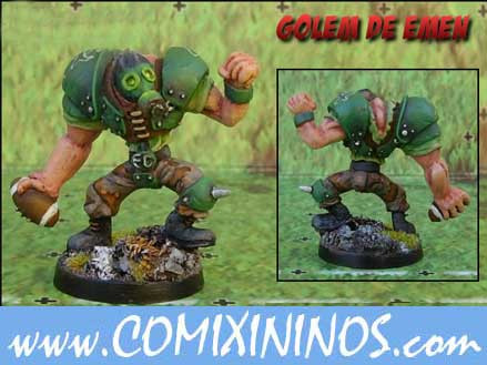 Rotten - Emen Cup Rotten Warrior - JB Demon Studio