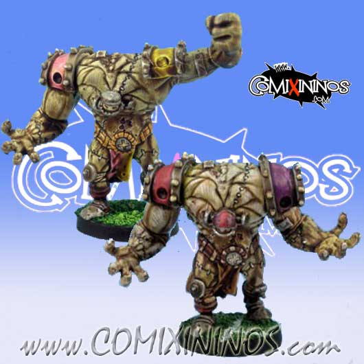 Necromantic - Set of 2 Golems Pack 2 - Rolljordan