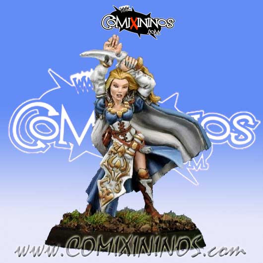 Dark Elves / Elves - Gossamer Air Sorceress - Reaper