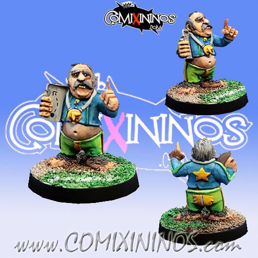 Halflings - Halfling Coach Del Bosque - Willy Miniatures