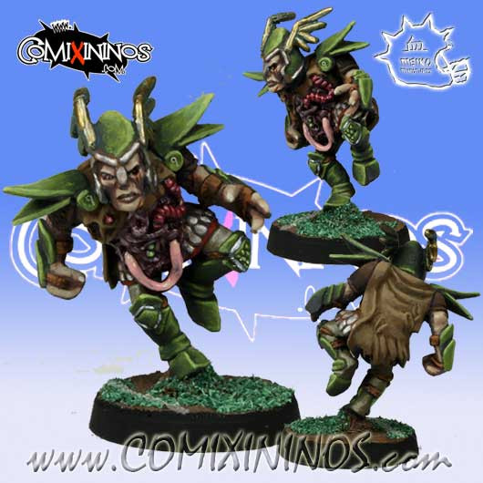 Rotten / Undead - High Elf Rotter / Zombie - Meiko Miniatures