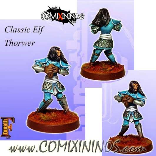 High Elves - High Elf Thrower - Fanath Art