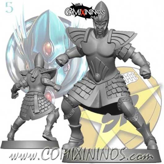 High Elves - High Elf Lineman nº 5 - SP Miniaturas