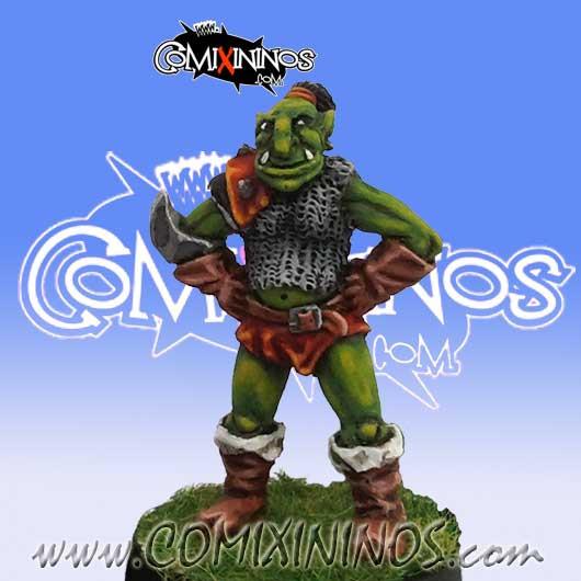 Evil Dwarves - Hobgoblin nº 1  - Uscarl Miniatures