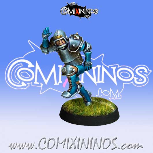 Humans - Human Catcher nº 1 - Willy Miniatures