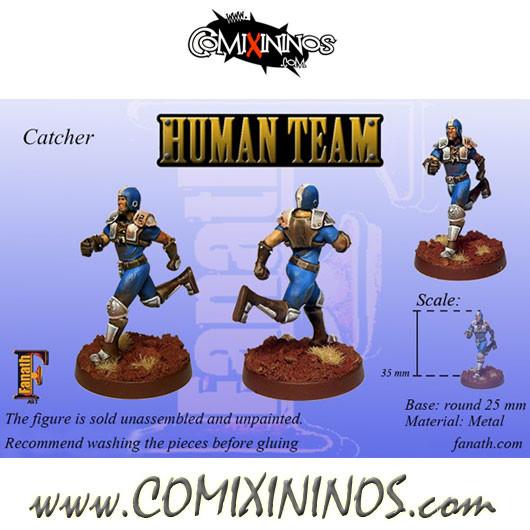 Humans - Human Catcher nº 2 - Fanath Art