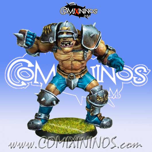 Big Guy - Ogre of Willy Human Team - Willy Miniatures
