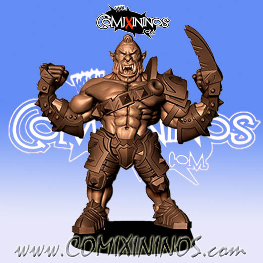 Big Guy - Human Team Ogre - RN Estudio
