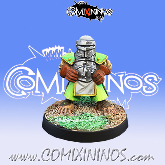 Halflings - Imperial Halfling nº 6 - Willy Miniatures