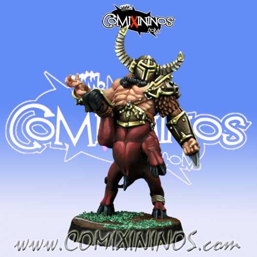 Evil Dwarves - Bull Centaur nº 1 - Willy Miniatures