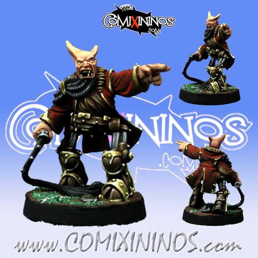 Evil Dwarves - Evil Dwarf Coach - Willy Miniatures