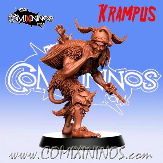 Evil Dwarves - Krampus Hobgoblin Assassin - RN Estudio
