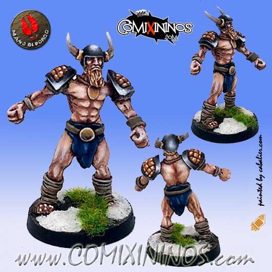 Norses - Norse Lineman nº 3 - Mano di Porco