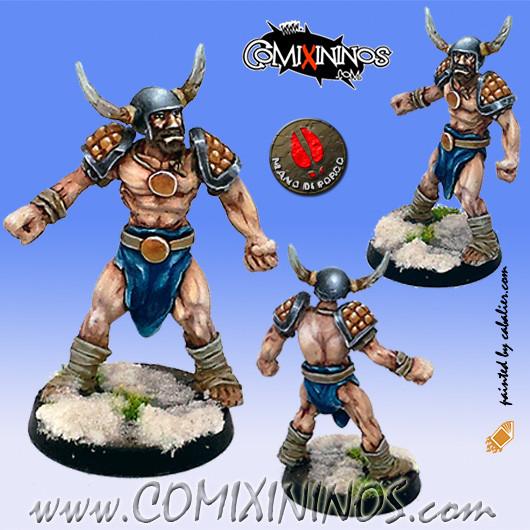 Norses - Norse Lineman nº 6 - Mano di Porco