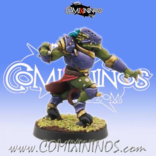 Lizardmen - Lizaurus nº 6 - Willy Miniatures