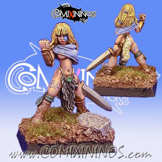 Amazon / Humans - Lorna The Huntress - Reaper