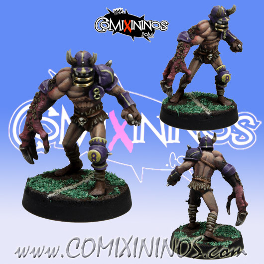 Evil Pact - Marauder nº 6 with Big Hand -  Meiko Miniatures