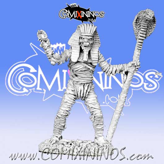 Egyptian Tomb kings - Mummy Lord of Hakir 1 - Reaper