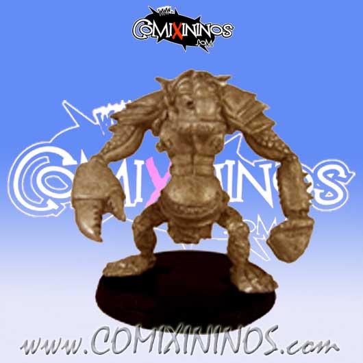 Big Guy - Mutated Troll Michel - Uscarl Miniatures