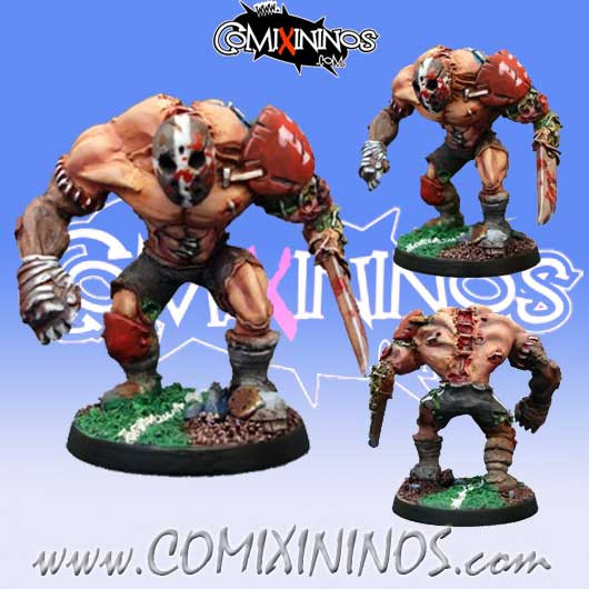 Necromantic - Golem nº 1 - Willy Miniatures