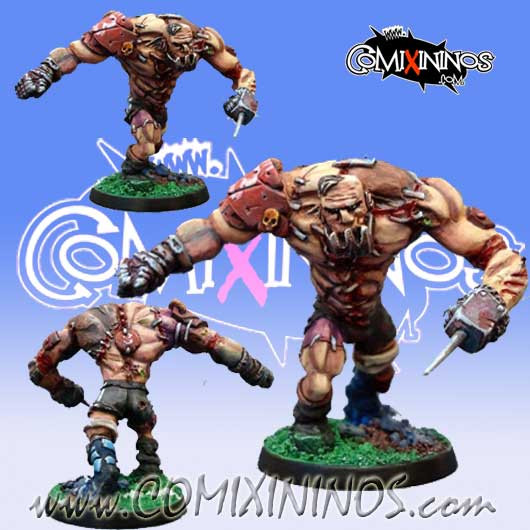 Necromantic - Golem nº 2 - Willy Miniatures