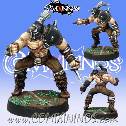 Norses - RevaBowl Norse Blitzer nº 1 - Meiko Miniatures