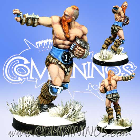 Norses - Norse Runner nº 1 - Meiko Miniatures