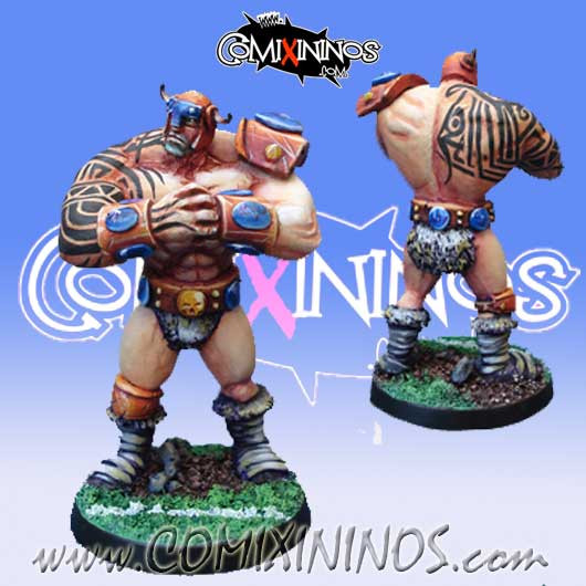 Norses - Norse God  - Willy Miniatures
