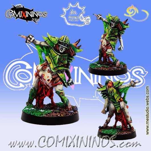 Rotten / Undead - Rotter nº 2 or Zombie - Meiko Miniatures