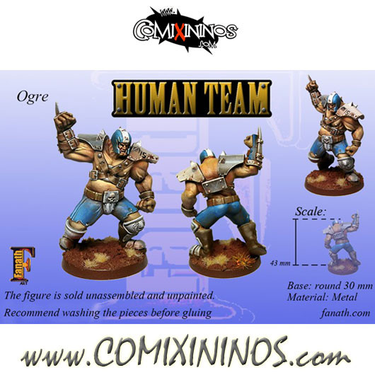 Big Guy - Ogre - Fanath Art
