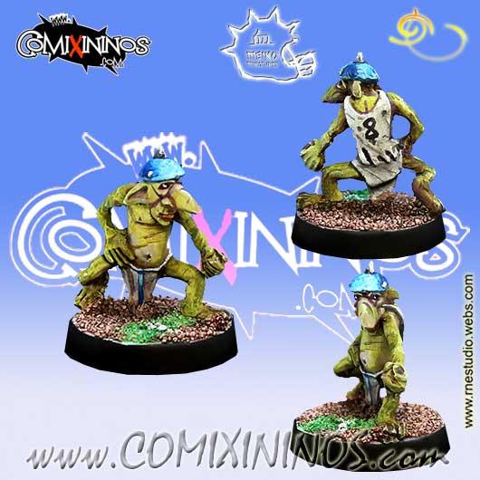 Ogres - Tiny nº 1 - Meiko Miniatures