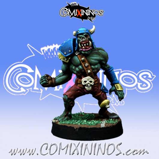 Undead / Necromantic - Orc Zombie - Willy Miniatures
