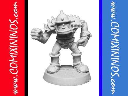 Orcs  - Orc Lineman nº 1 / 2nd Ed. Used - Games Workshop