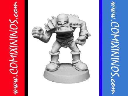 Orcs  - Orc Lineman nº 2 / 2nd Ed. Used - Games Workshop