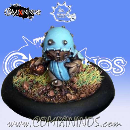 Halflings - Puppet Lineman nº 2 - Meiko Miniatures