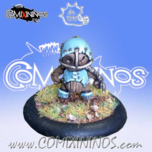 Halflings - Puppet Blocker nº 3 - Meiko Miniatures