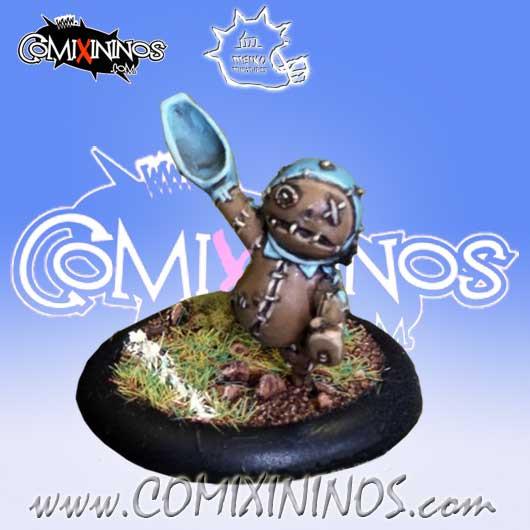 Halflings - Puppet Catcher nº 3 - Meiko Miniatures