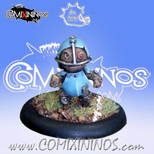 Halflings - Puppet Blocker nº 1 - Meiko Miniatures