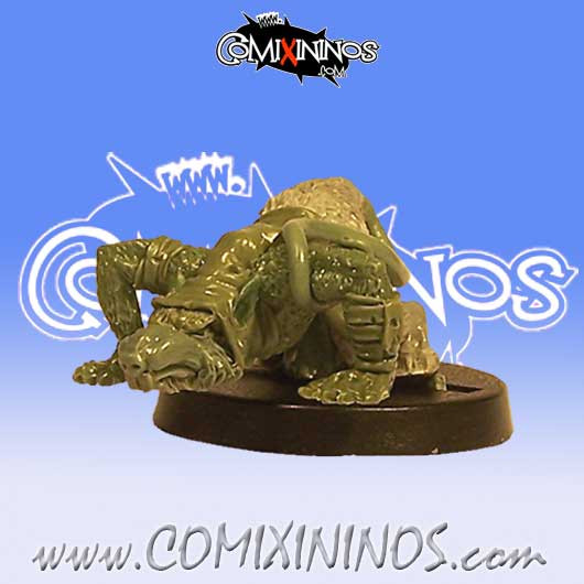 Ratmen - Gutter Runner nº 4 - Uscarl Miniatures