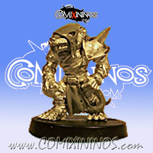 Ratmen - Lineman nº 2 - Uscarl Miniatures