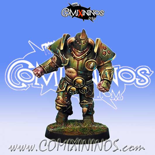 Rotten - Rotten Warrior nº 1 Lords of Corruption - Willy Miniatures