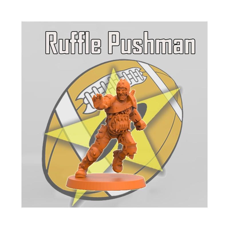 Rotten / Evil - Ruffle Pushman Star Player - SP Miniaturas