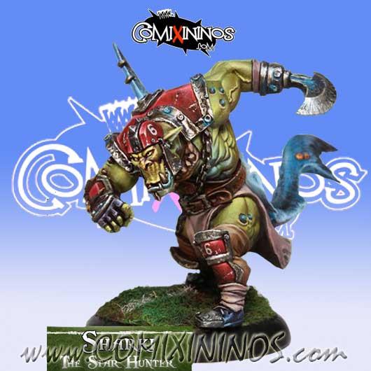 Orcs - Sharki Orc the Star Hunter - RN Estudio / Big Child