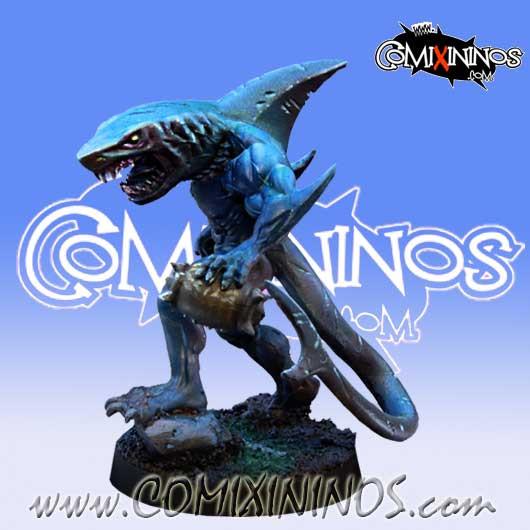 Lizardmen / Frogmen - Sharky - RN Estudio