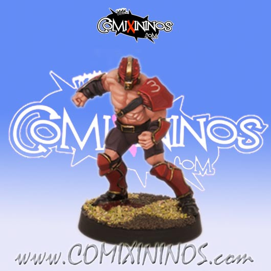 Vampires - Thrall nº 1 - Willy Miniatures